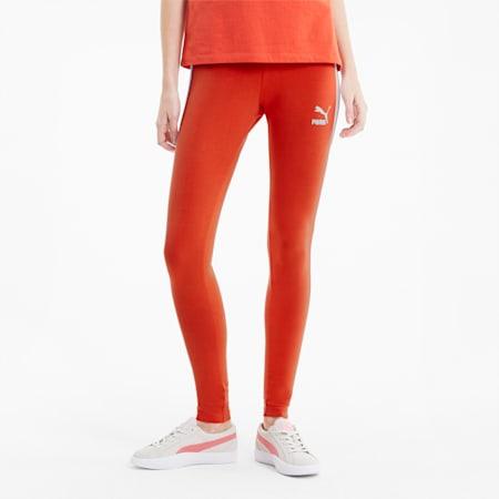 Classics T7 Women's Leggings, Paprika, small