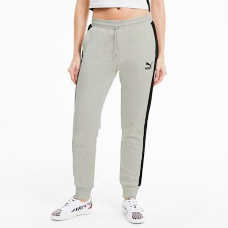 Classics Women's T7 Track Pants, Vaporous Gray, small
