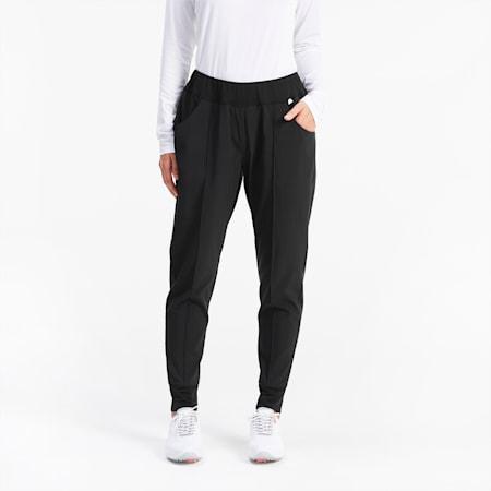 Pantalones deportivos de golf para mujer Cruz, Puma Black, small