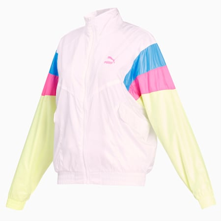 Tailored for Sport Women's Track Jacket, Puma White, small-IND