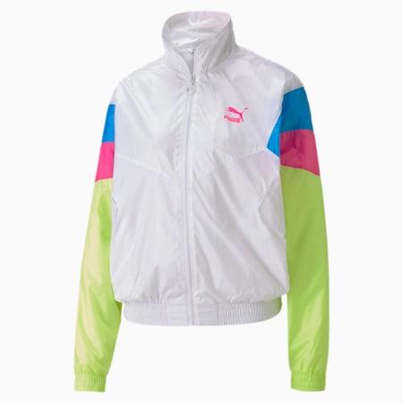 Survêtement Tailored for Sport, femme, Blanc Puma, petit