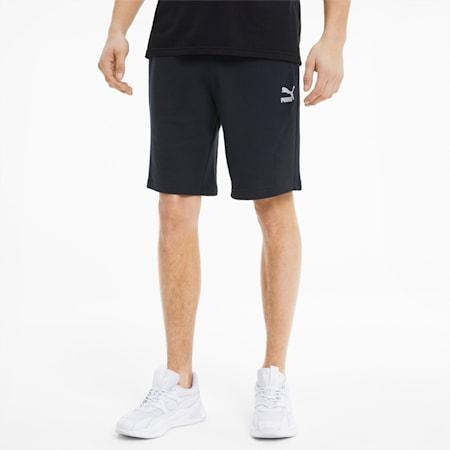 Classics Logo Men's Shorts, Puma Black, small-GBR