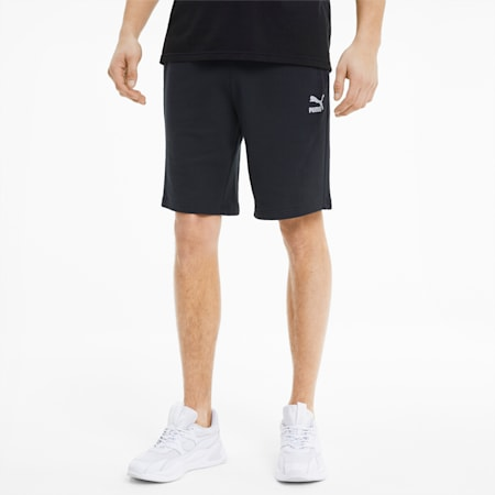 Classics Logo Men's Shorts, Puma Black, small-SEA