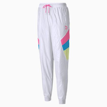 Pantalon de survêtement Tailored for Sport, femme, Blanc Puma, petit