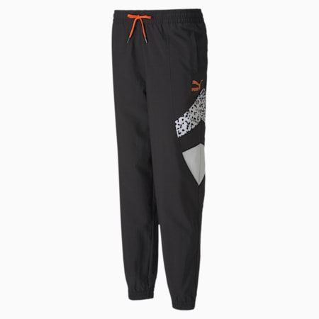 Pantalones deportivos Tailored for Sport para mujer, Puma Black, pequeño