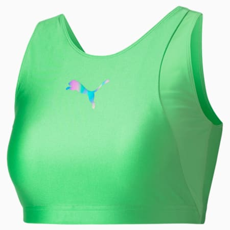 Evide Women's Bra Top, Summer Green, small-IND