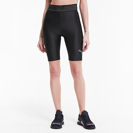 Evide Damen Shorts, Puma Black, small