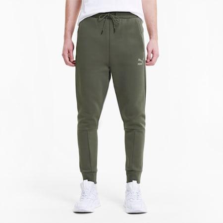 Classics Tech Men's Pants, Thyme, small