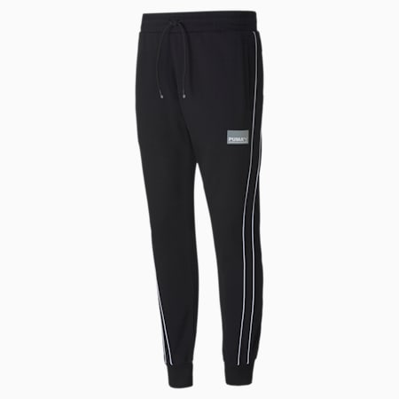 Avenir Men's Track Pants, Puma Black, small