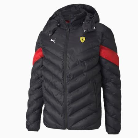Scuderia Ferrari Race MCS EcoLite Herren Jacke, Puma Black, small