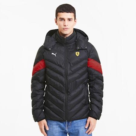 Scuderia Ferrari Race MCS EcoLite Men's Jacket, Puma Black, small