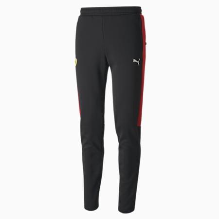 Ferrari Race T7 Men's Track Pants, Puma Black, small-IND