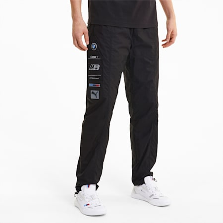 BMW M Motorsport Street Men's Pants, Puma Black, small