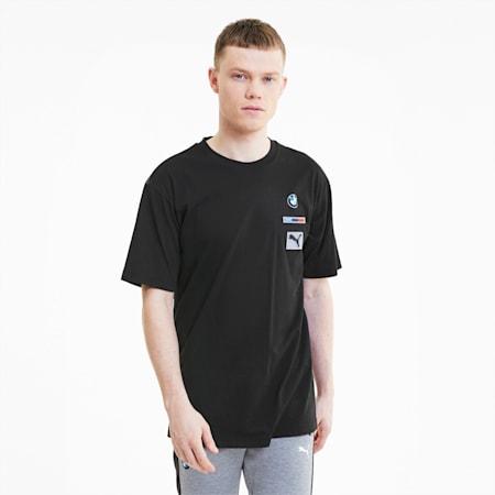 T-shirt urbain BMW M Motorsport, homme, Puma Black, petit