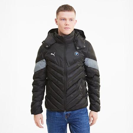 BMW M Motorsport MCS EcoLite Men's Jacket, Puma Black, small