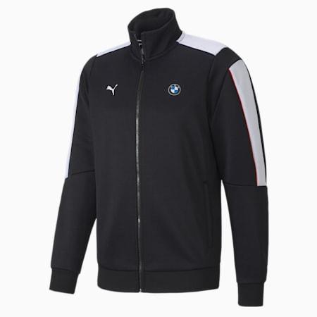 BMW M Motorsport T7 Men's Track Jacket, Puma Black, small-IND
