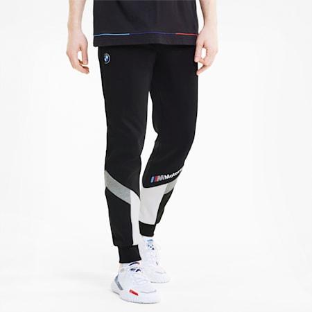 BMW M Motorsport MCS Slim Men's Sweatpants, Puma Black, small
