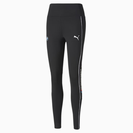 BMW M Motorsport Women's Leggings, Puma Black, small