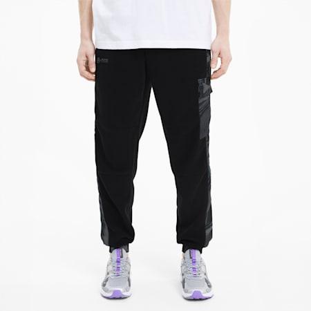 Mercedes-AMG Petronas Street Men's Pants, Puma Black, small
