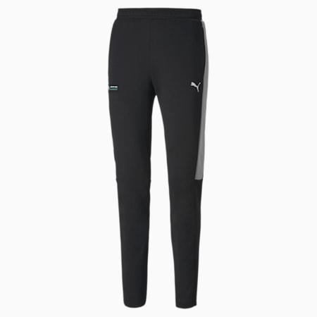 Mercedes T7 Men's Track Pants, Puma Black, small-SEA