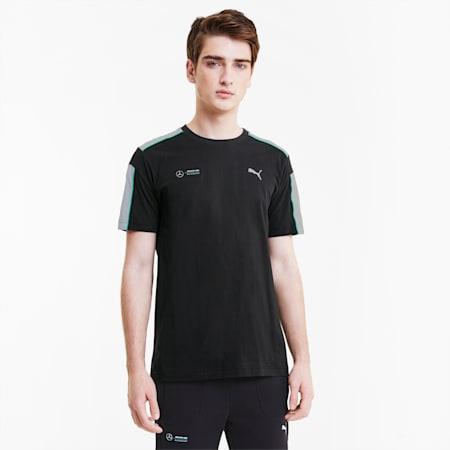 T-Shirt Mercedes T7 pour homme, Puma Black, small