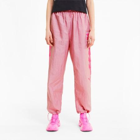 Pantalones deportivos Evide para mujer, Foxglove, pequeño