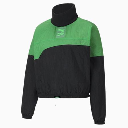 Evide Premium Women's Crewneck Sweatshirt, Puma Black, small
