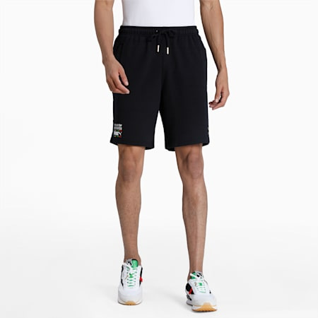 Shorts Unity Collection TFS para hombre, Puma Black, small