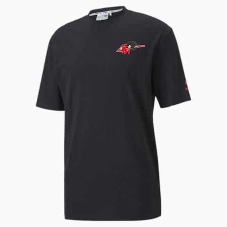 PUMA x SONIC Tシャツ 半袖, Puma Black, small-JPN