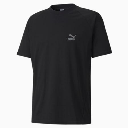 Classics Tech Men's T-Shirt, Puma Black, small-IND