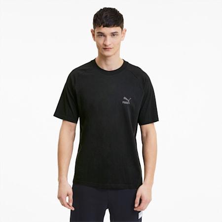 Classics Tech Herren T-Shirt, Puma Black, small