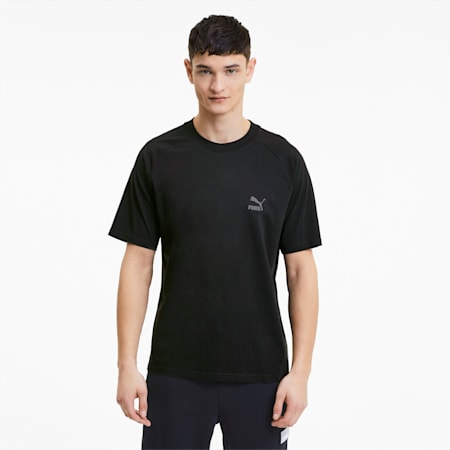 Classics Tech Men's Tee, Puma Black, small