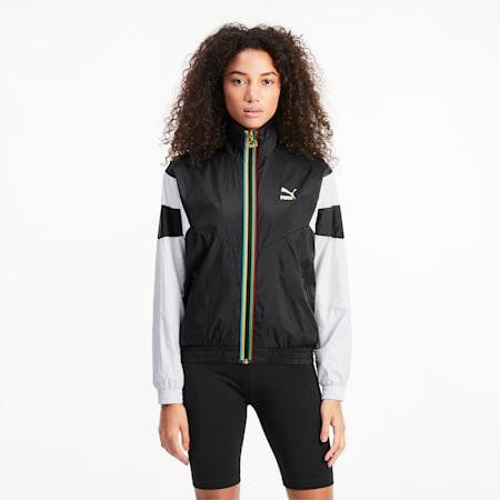 TFS Damen Trainingsjacke, Puma Black, small