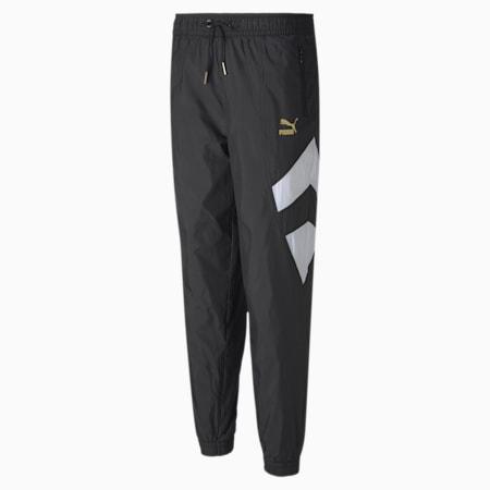 TFS Women's Track Pants, Puma Black, small-IND