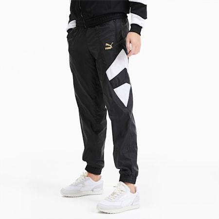 Pantalon de survêtement TFS pour femme, Puma Black, small