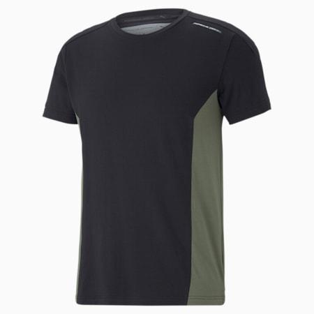 Porsche Design RCT Men's T-Shirt, Jet Black, small-IND