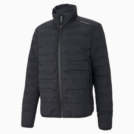 Porsche Design Light Men's Padded Jacket, Jet Black, small-IND