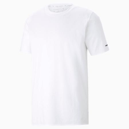 T-shirt Porsche Design Essential da uomo, Puma White, small