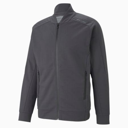 M PD T7 Men's Track Jacket, Asphalt, small-IND