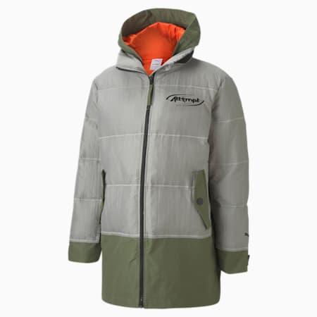 PUMA x ATTÈMPT Men's Jacket, Limestone, small