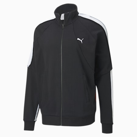 PUMA x ATTEMPT T7 trainingsjack voor heren, Puma Black, small