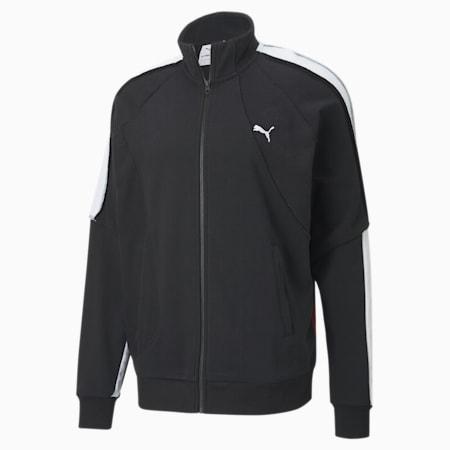 PUMA x ATTÈMPT Men's Track Jacket, Puma Black, small