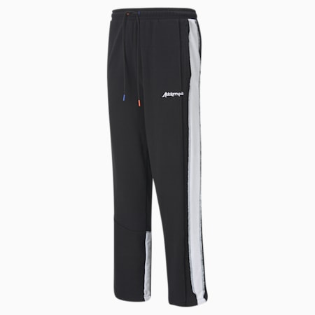 PUMA x ATTEMPT T7 Men's Track Pants, Puma Black, small