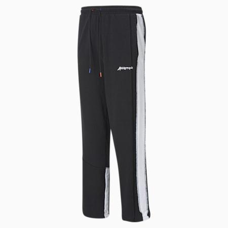 Pantalones de chándal para hombre PUMA x ATTEMPT T7, Puma Black, small
