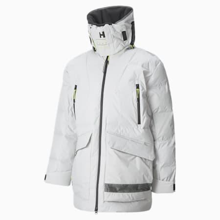 푸마 X 헬리한센 윈터 자켓/PUMA x HH Tech Winter Jacket, Glacier Gray, small-KOR