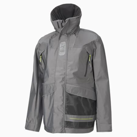 푸마 X 헬리한센 자켓/PUMA x HH Tech Jacket, Puma Black, small-KOR