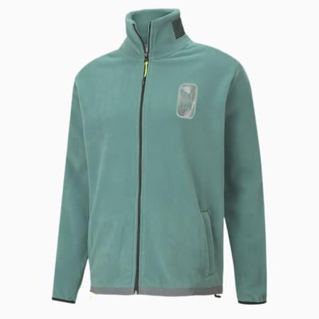 Sweatshirt PUMA x HELLY HANSEN Polarfleece pour homme, Trellis, small