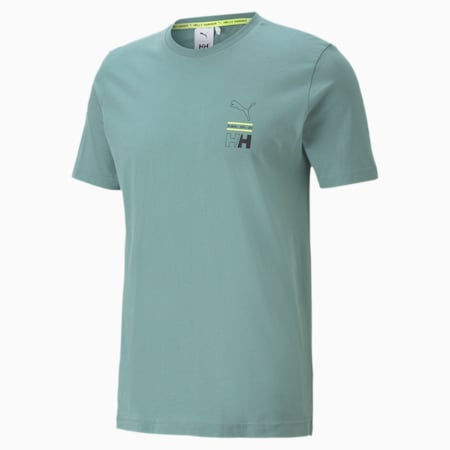 PUMA x HELLY HANSEN T-shirt, Trellis, small