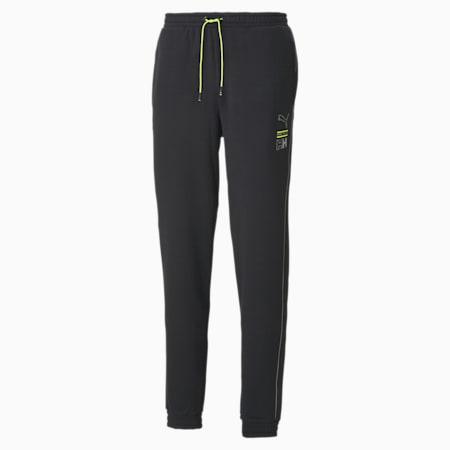 PUMA x HELLY HANSEN Herren Sweatpants, Puma Black, small