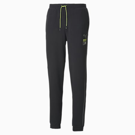 PUMA x HELLY HANSEN Men's Sweatpants, Puma Black, small